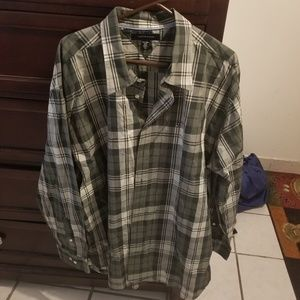 Mens xxl Tommy Hilfiger button down top